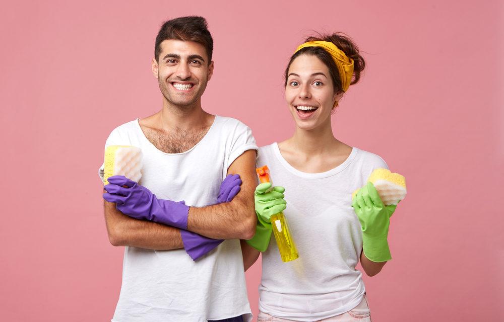 Faire correctement le ménage est un plaisir et doit le rester