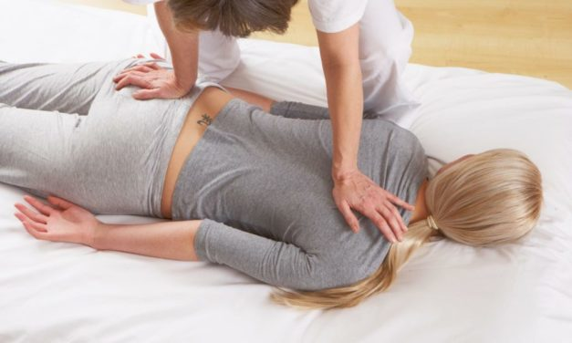 Le massage assis pour soulager le mal de dos